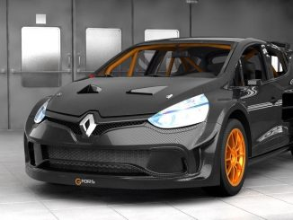 G-FORS-Renault-Clio-RS-RX-Front