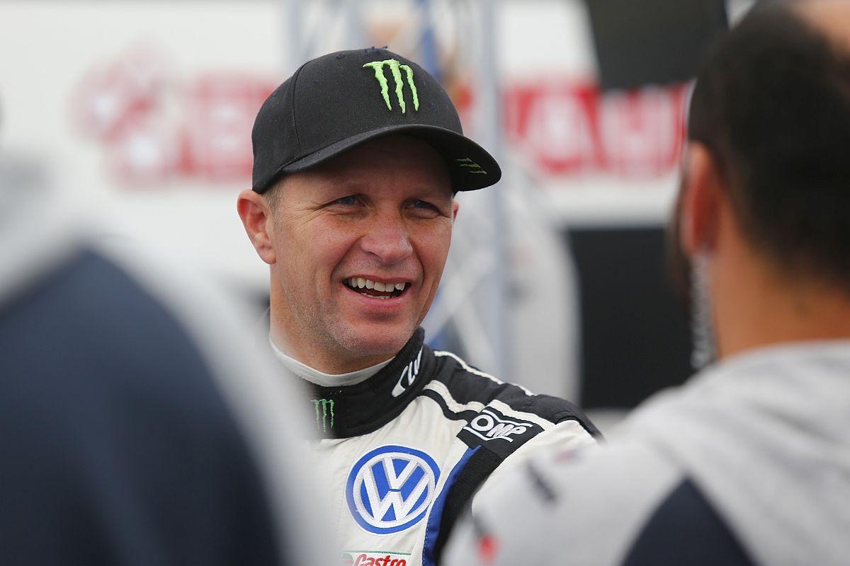 Petter Solberg freut sich auf einen möglichen VW-Werkseinsatz. Bild: FIAworldrallycross.com
