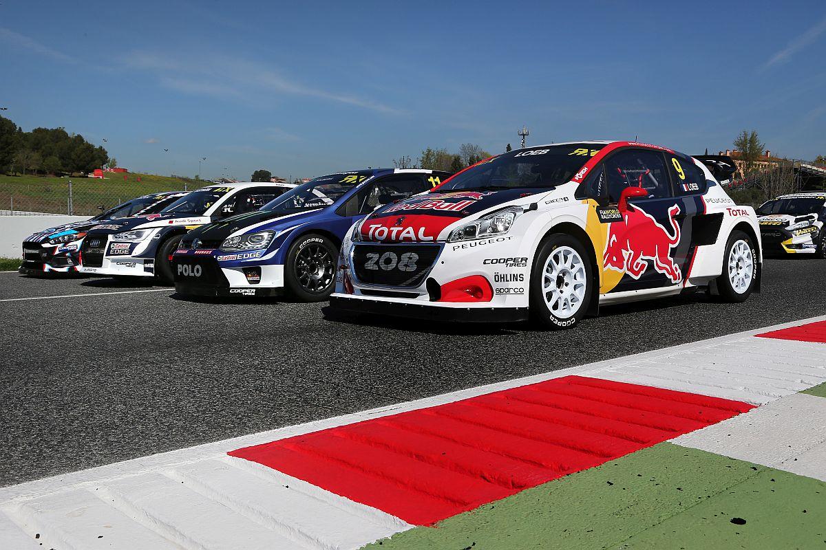 Auch 2018 wird es in der WRX wieder 12 Rennen geben. Bild: FIAWorldRallycross.com