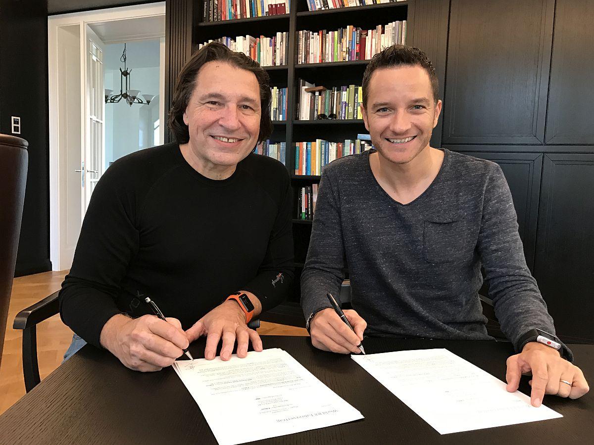 Unterschreibt Timo Scheider auch 2018 wieder bei MJP? Bild: FIAWorldRallycross.com
