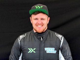Neuer WRX-Pilot: Oliver Bennett. Bild: Oliver Bennett Racing