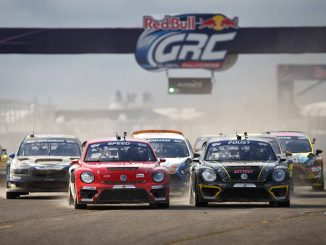Red Bull Global Rallycross GRC. Bild: © Red Bull Media House