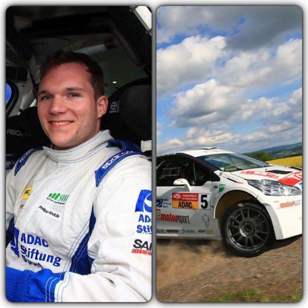 Philipp Knof. Bild: PR Motorsport / Philipp Knof