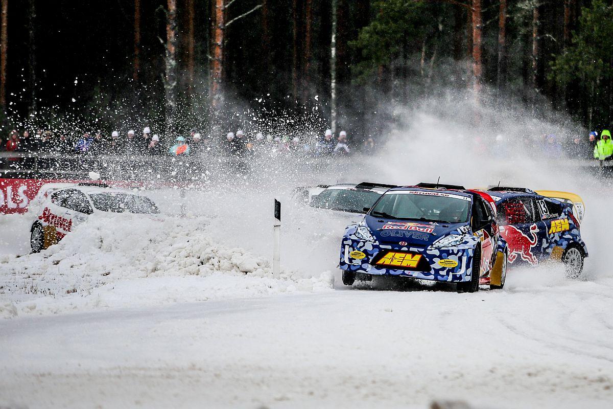 RallyX On Ice 03