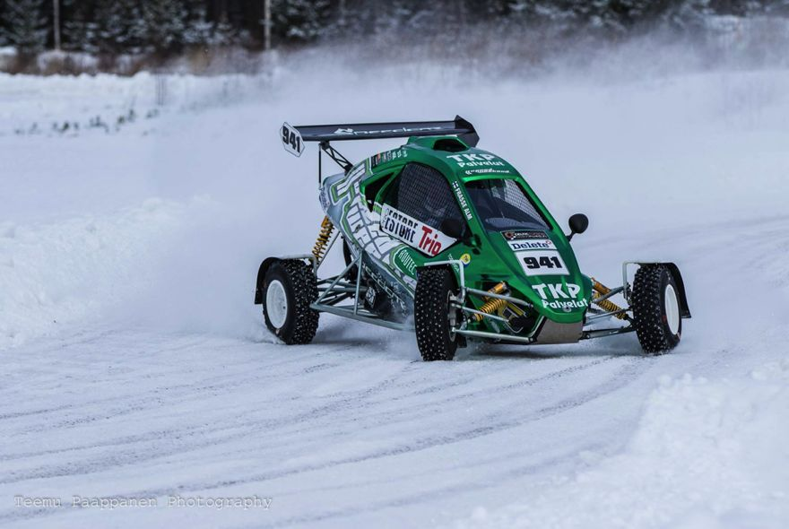 Bild: RallyX on Ice