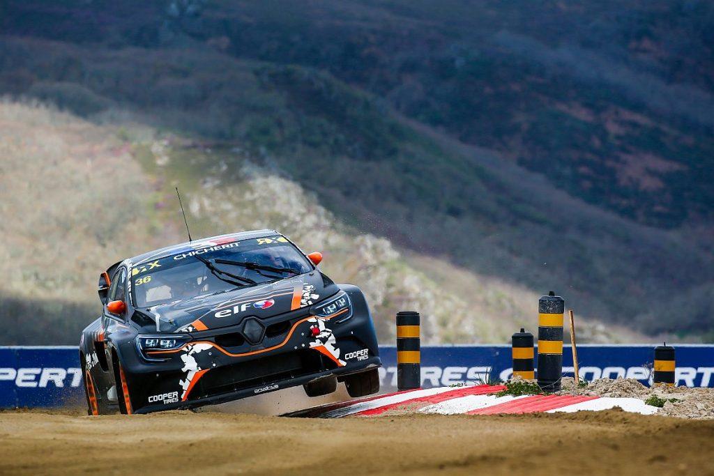 Guerlain Chichérit. Bild: FIAWorldRallycross.com