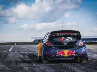 Peugeot 208 RX 2018. Bild: FIAWorldRallycross.com