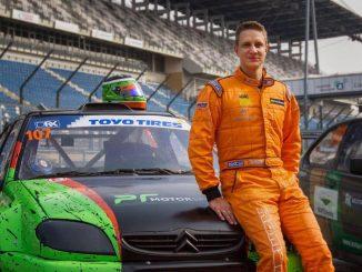 Romano Schultz. Bild: PR Motorsport