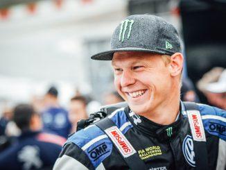 Johan Kristoffersson. Bild: FIAWorldRallyCross.com