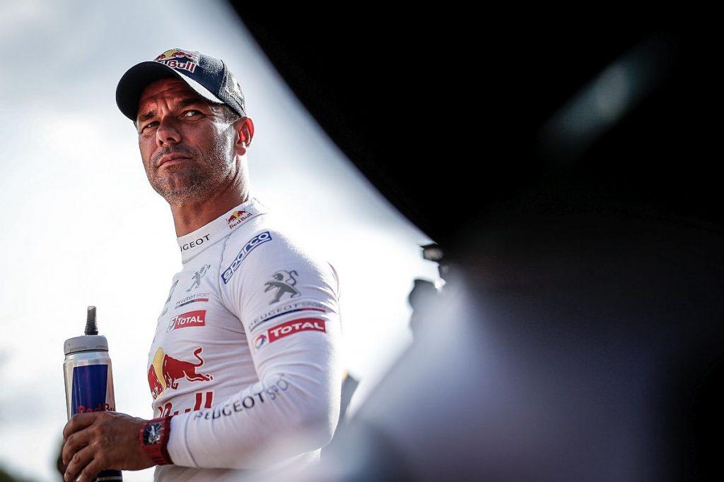 Nur Platz sechs: Sébastien Loeb. Bild: FIAWorldRallycross.com