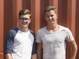 Kevin und Timmy Hansen GRC Europe