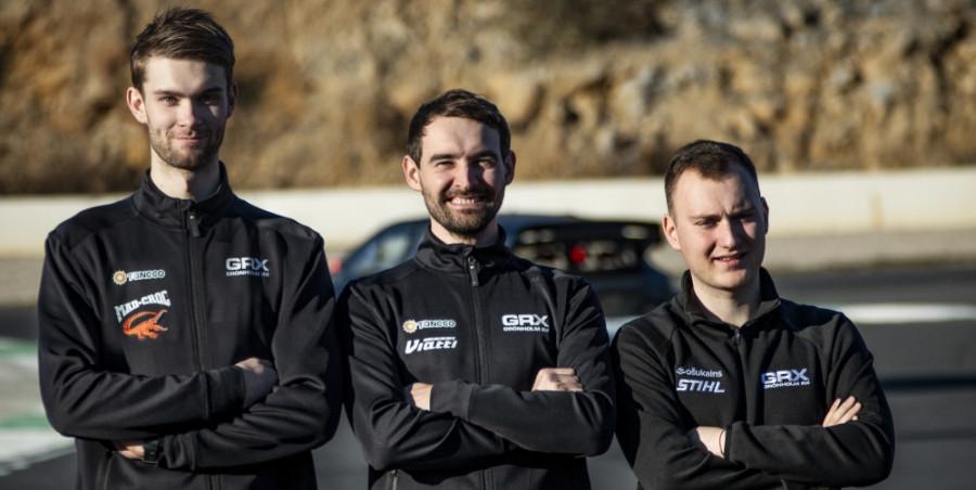 Bild: GRX Taneco/FIAWorldrallycross.com